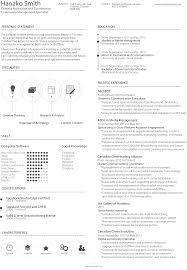cv resume hanakosmith resume2