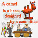 a camel is a horse designed by a committee