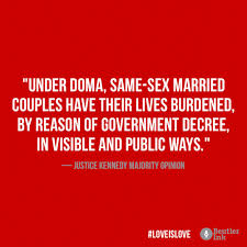 The End of DOMA and Prop 8 - Beutler Ink