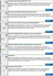 carpenters apprenticeship math pretest pdf to carpenter apprenticeship math pre test you need to electrician pre apprenticeship
