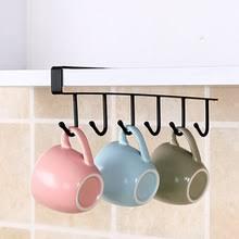 Кухонный металлический крючок для хранения, шкаф ...