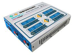 <b>Зарядное устройство EV-Peak</b> CQ3 AC 4 Port Balance Charger 6S ...