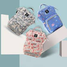 MissAbigale Nappy Backpack Bag Mummy Large Capacity Bag ...