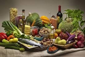 Variedad en la dieta Mediterranea