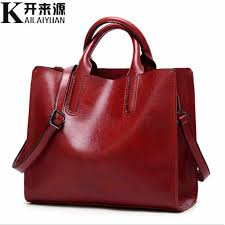 <b>KLY 100</b>% <b>Genuine leather</b> Women handbags 2019 New handbags ...