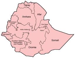 Doorashada Golayaasha Baarlamanka Dawladaha Hoose ee Dalka Ethiopia oo Dhacday April 14, 2013.