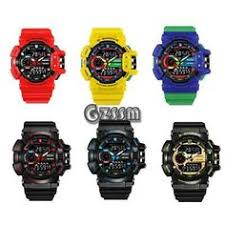 (Sponsored) <b>SMAEL</b> Sport <b>Men</b> Digital Silicone Wrist Watches S ...