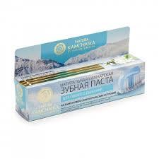 Natura Kamchatka Натуральная камчатская <b>зубная паста для</b> ...