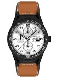tag heuer mens connected brown smart watch sbf8a8013 82ft6110 tag heuer mens connected brown smart watch sbf8a8013 82ft6110 t h baker family jewellers