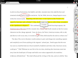 electronic annotation of student essays out grademark annotate ipad
