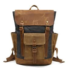 Canvas Rucksacks | Vintage Backpacks | EIKEN - Canvas Backpacks