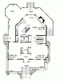 Queen Anne Style House PlansQueen anne style cottage house plans