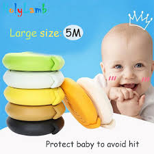 <b>5M Children Protection</b> 2M Length Table Guard Strip Baby Safety ...