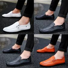 <b>2019 new spring</b> and summer peas shoes men's <b>casual</b> lazy shoes ...