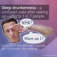 What Makes People So Disoriented When They Wake? - ... via Relatably.com