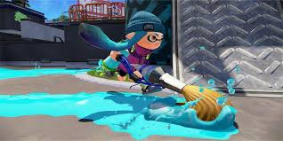 Image result for splatoon tower control