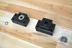 bk12 bf12 for sfu1605 ballscrew 1pc angular contact sfu1604 ball screw end support cnc parts bk