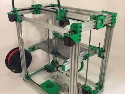 Image result for cartesian 3D printer diagram