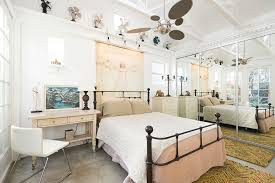 view in gallery collection of old stand fans becomes a beautiful showpiece in the shabby chic bedroom from bedroom ideas shabby chic