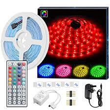 <b>RGB LED Strip</b> Lights: Amazon.co.uk