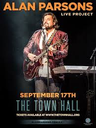 <b>Alan Parsons</b> Live Project — The Town Hall