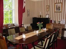 Foto Ruang Makan Minimalis Desain Klasik Modern