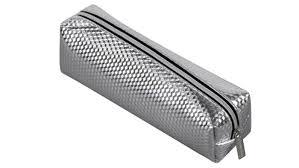 <b>Пенал Brauberg Silver</b> 228993 - Чижик
