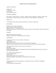 resume plain text format   company profile sample for hotelresume plain text format preparing a perfect plain text resume my perfect resume plain text resume