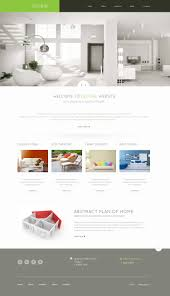 website template 46692 decor interior design custom furniture profile company designers work team portfolio creative ideas best furniture websites design