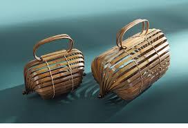 LOVEVOOK women <b>handbag bamboo bag</b> female genuine totes ...