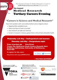 careers in science and medical research deakin life what can you do a science biomedical degree or a phd in medical research how research can take you overseas careers