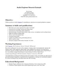 audio engineering resume examples resume writing services audio engineering resume examples 5 java programmer resume samples examples now sample engineering resume resume