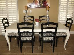 white dining set home design ideas fancy black white dining table chairs on home design ideas with black