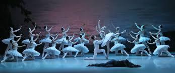 Swan <b>Lake</b> - Mikhailovsky Theatre St Petersburg