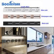 Hot Fashion <b>80cm</b> Tomada Usb Wall Socket Electric LED Light ...