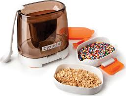 <b>Набор для</b> приготовления глазури <b>Zoku</b> Chocolate Station ...