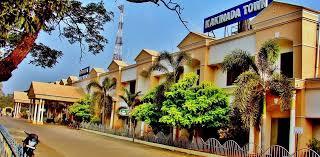 Kakinada Town railway station