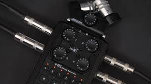Zoom <b>H6</b> All Black - Audio Interface Mode - YouTube