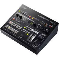 Видеомикшер Roland V-40HD, купить <b>аксессуар для концертного</b> ...