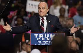 Trump lawyer Giuliani says midterms will answer impeachment ...