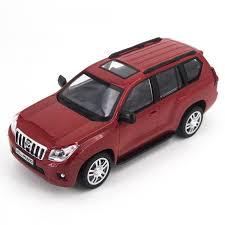 <b>Радиоуправляемый джип</b> Toyota Land Cruiser Prado Red 1:16 ...