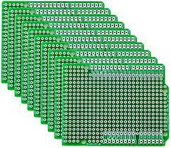 Electronics-Salon 10x <b>Prototype PCB</b> for Arduino UNO R3 <b>Shield</b> ...