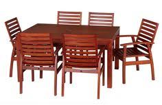Barbeques Galore - Products - Prestige <b>7 Piece Outdoor Dining</b> ...