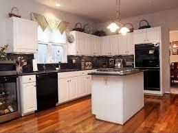 cabinet color ideas black appliances kitchen ideas with black appliances perfect