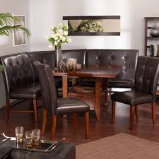 room buy breakfast nook set:  images about corner dining tables on pinterest nooks square tables and built in bench