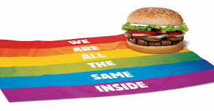 <b>Burger King</b> Debuts Proud Whopper to Celebrate Gay Pride Week ...