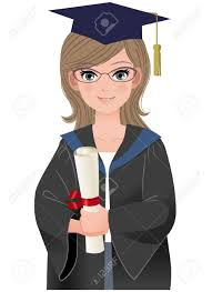 girl graduating from college clipart clipartfest women graduating college