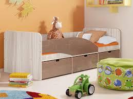 <b>Кровать Левая</b> Бриз 3 (80х190) (Шоколад квадрат) – купить в ...