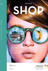 SHOP Russian Germany Guide SS17 by SHOP | Global Blue - issuu