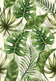 ᐈ <b>Tropical plants watercolor</b> stock vectors, Royalty Free <b>watercolor</b> ...